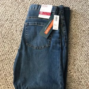NWT boys 12 old navy straight jeans